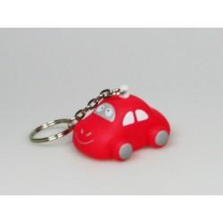 Voiture sammy rouge porte-clés