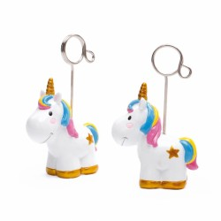 Licorne Luna porte-photo 2ass