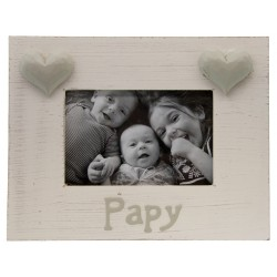 Cadre coeur papy