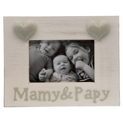 Cadre coeur mamy & papy