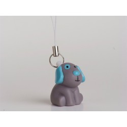 Chien Billy turquoise mini...