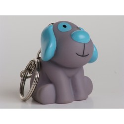 Chien Billy turquoise...