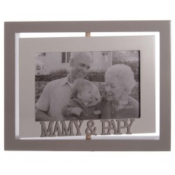 """Cadre """"mamy & papy"""""""