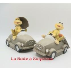 grenouille en voiture